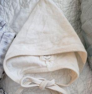 Briar Handmade Pointelle Bonnet